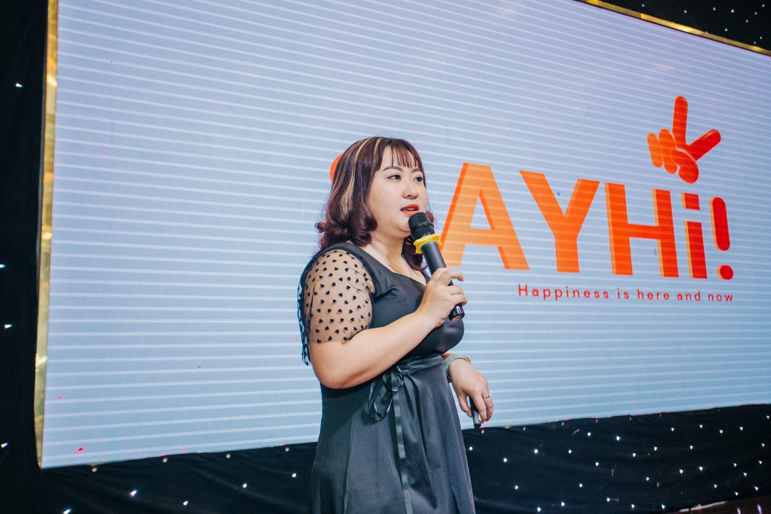 Quản lý công ty Sayhi